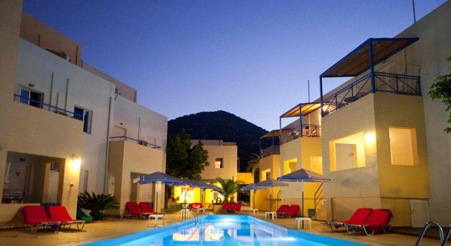 Blue Horizon Apartments 2* хотел 2•