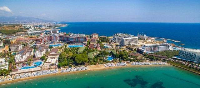 Lonicera Resort & Spa 5* хотел 5•