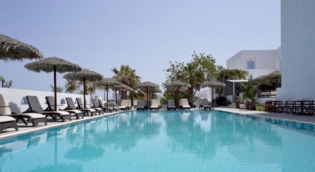 Alexandra Hotel Santorini 3* 3•