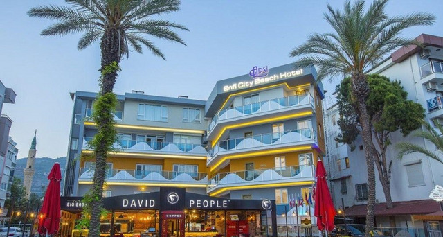 Arsi Enfi City Beach 4 * хотел 4•