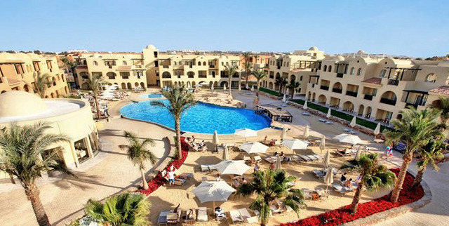 Stella Di Mare Gardens Resort & Spa Makadi Bay 5 * хотел 5•
