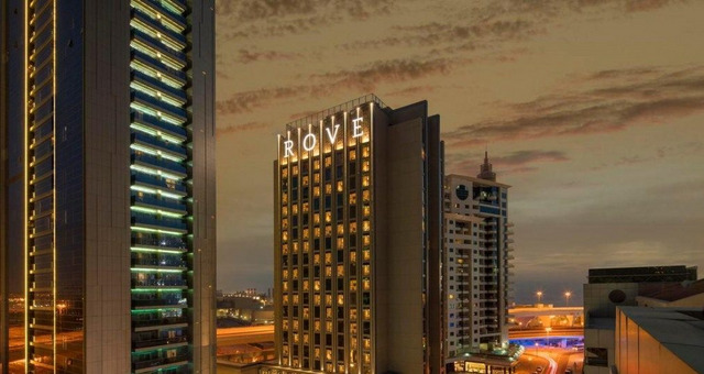 Rove Dubai Marina 3 * хотел 3•