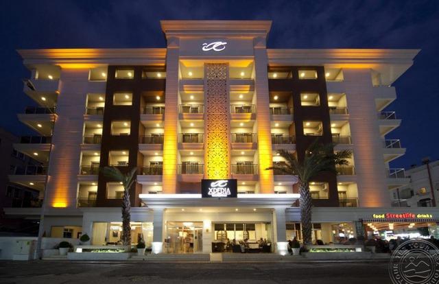 Xperia Grand Bali 4 * хотел 4•