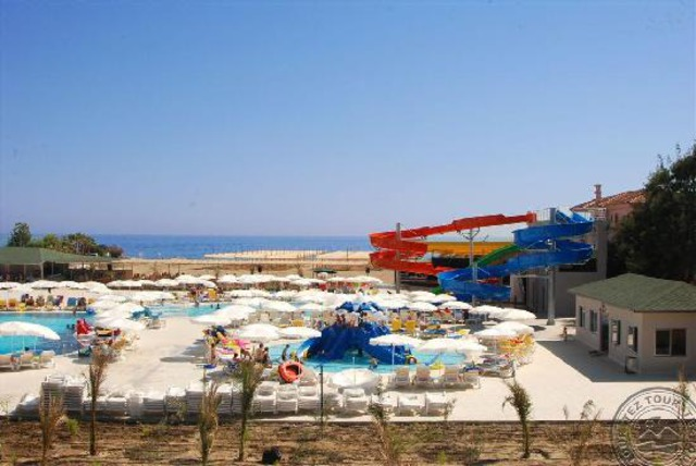 Hedef Beach Resort & Spa 5 * хотел 5•