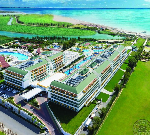 Port Nature Luxury Resort Hotel & Spa 5 * 5•