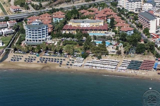 Armas Green Fugla Beach 4 * хотел 4•