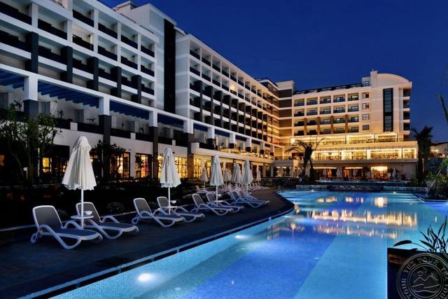 Seaden Valentine Resort & Spa 5 * хотел 5•