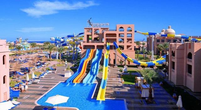 Albatros Aqua Park Hurghada (ex- Beach Albatros Garden) 4* хотел 4•