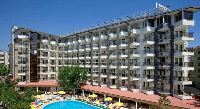 Monte Carlo Hotel 4 * 4•