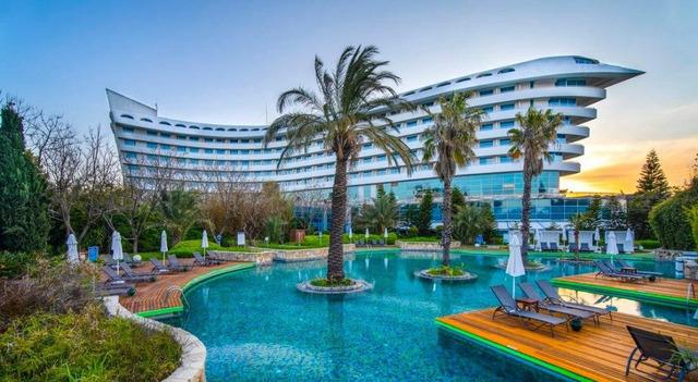 Concorde Deluxe Resort 5 * хотел 5•