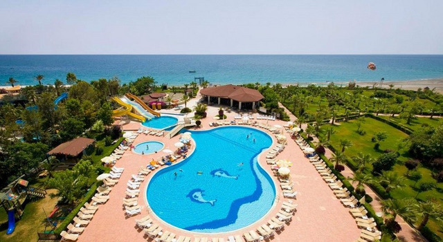 Perre Delta Resort & Spa 5 * хотел 5•