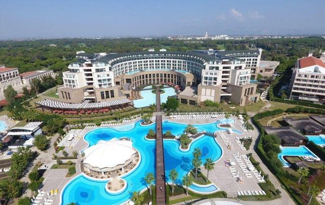 Kaya Palazzo Golf & Resort 5* хотел 5•
