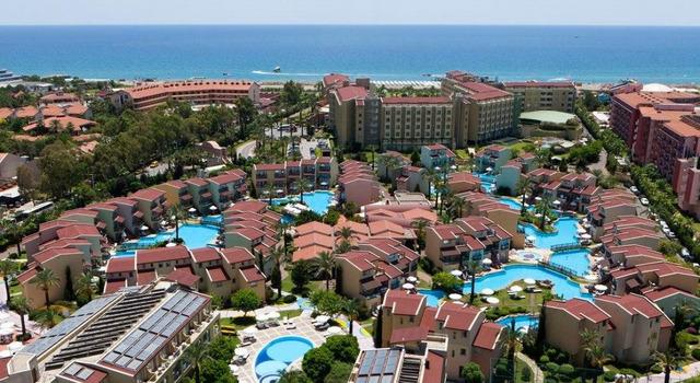 Silence Beach Resort 5 * хотел 5•