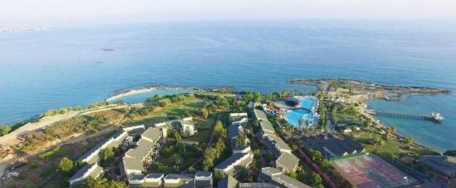 Incekum Beach Resort Hotel 5 * 5•