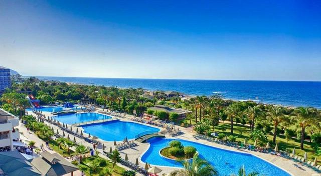 Mc Arancia Resort Hotel 5 * 5•
