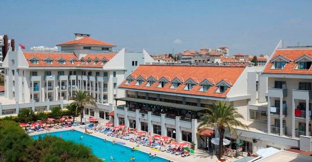 Seher Sun Beach Hotel 4 * 4•