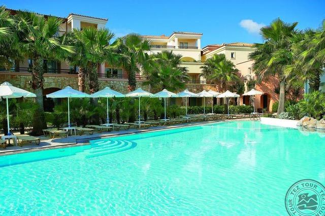 Grecotel Club Marine Palace & Suites, All Inclusive Resort 4+* хотел 1•