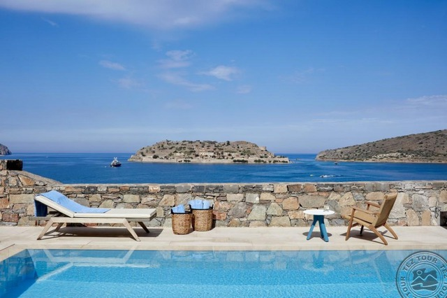 Blue Palace A Luxury Collection Resort&spa 5* Deluxe хотел 5•