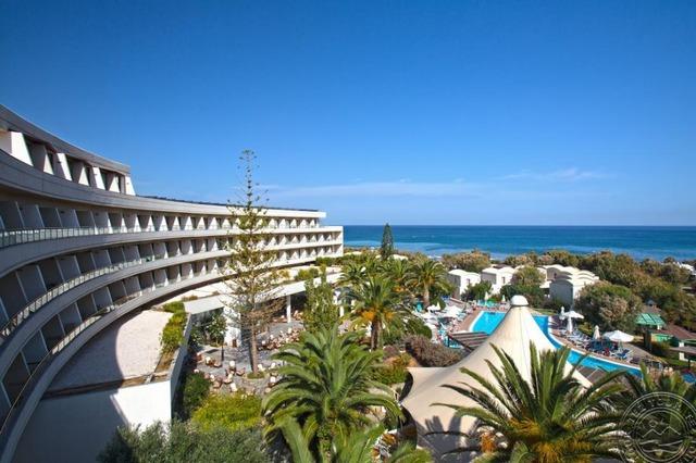 Agapi Beach 4 * хотел 4•