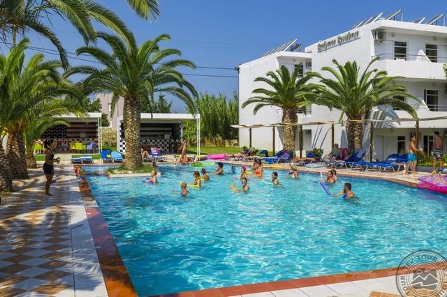 Rethymno Residence Aquapark & Spa 4* хотел 4•
