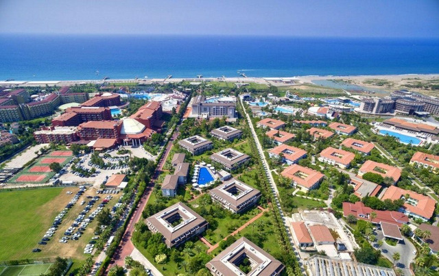 Sunis Elita Beach Resort Hotel & Spa 5 * 5•