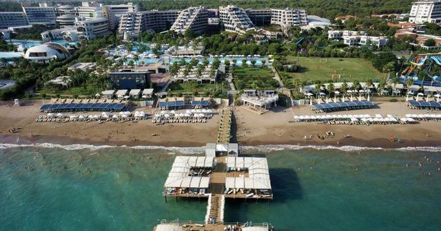 Susesi Luxury Resort 5 * хотел 5•