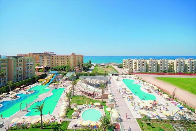 Hedef Resort Hotel & Spa 5 * 5•