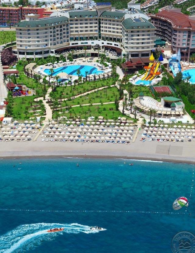 Saphir Resort & Spa 5 * хотел 5•