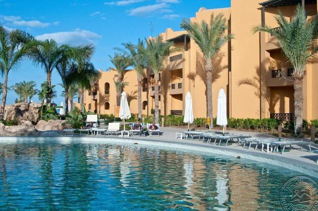 Stella Di Mare Beach Resort & Spa Makadi Bay 5* хотел 5•