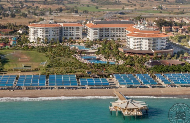 Sea World Resort&spa 5 * хотел 5•