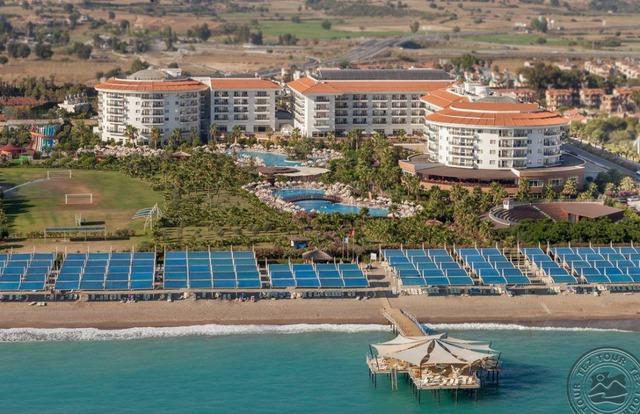 Sea World Resort&spa 5 * хотел 5•