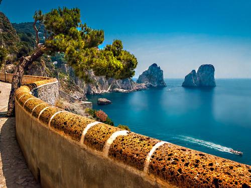 Почивка в Южна Италия - Неапол, Соренто, Амалфи, Позитано, о.Капри и Помпей, 2021